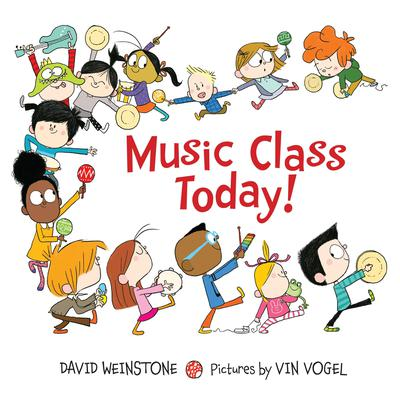 Music Class Today! by David Weinstone audiobook