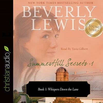Whispers Down the Lane by Beverly Lewis audiobook