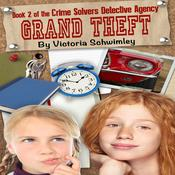 Grand Theft by  Victoria Schwimley audiobook