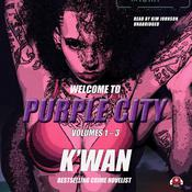 Purple City by  K'wan audiobook