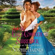 The Earl's Complete Surrender by  Sophie Barnes audiobook