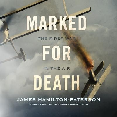 Marked for Death by James Hamilton-Paterson audiobook