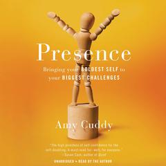 Presence by Amy Cuddy audiobook