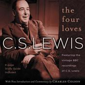 The Four Loves by  C. S. Lewis audiobook