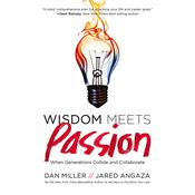 Wisdom Meets Passion by  Jared Angaza audiobook