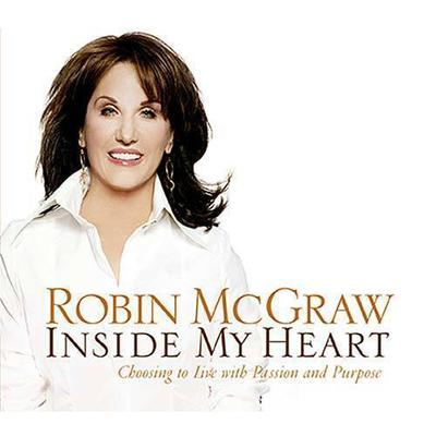 Inside My Heart by Robin McGraw audiobook