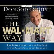 The Wal-Mart Way by  Don Soderquist audiobook