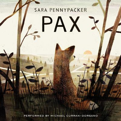Pax by Sara Pennypacker audiobook