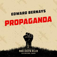 Propaganda by Edward Bernays audiobook