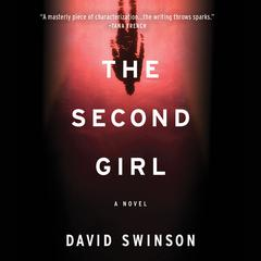The Second Girl by David Swinson audiobook