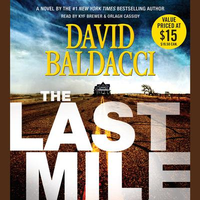 The Last Mile by David Baldacci audiobook