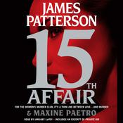 15th Affair by  Maxine Paetro audiobook