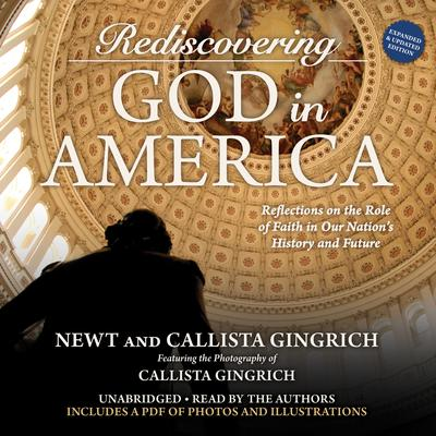 Rediscovering God in America by Newt Gingrich audiobook