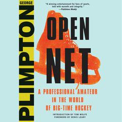 Open Net by George Plimpton audiobook