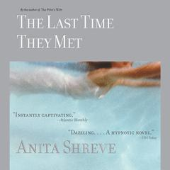 The Last Time They Met by Anita Shreve audiobook