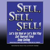 Sell, Sell, Sell! by  Jill Konrath audiobook
