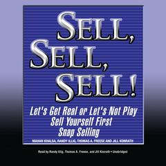 Sell, Sell, Sell! by Mahan Khalsa audiobook