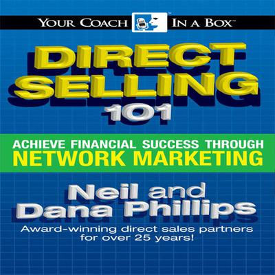 Direct Selling 101 by Neil Phillips audiobook