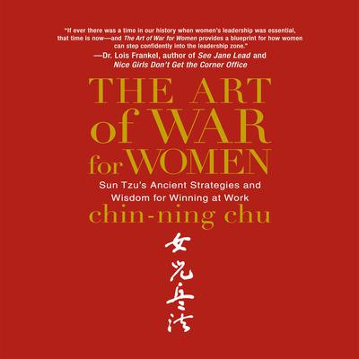 The Art of War for Women by Chin-Ning Chu audiobook