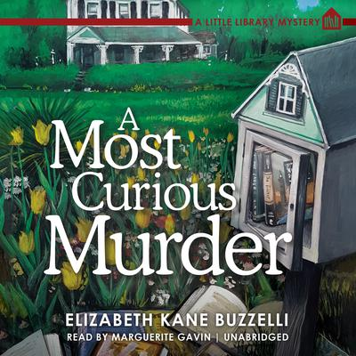 A Most Curious Murder by Elizabeth Kane Buzzelli audiobook