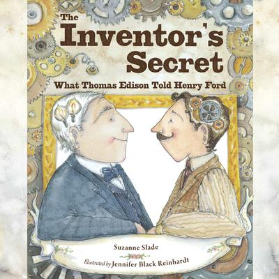 The Inventor's Secret by Suzanne Slade audiobook