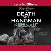 Ralph Compton Death of a Hangman by  Joseph West audiobook