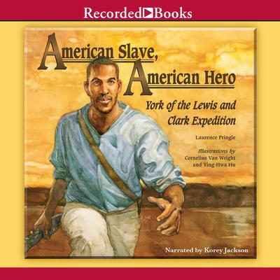 American Slave, American Hero by Laurence Pringle audiobook