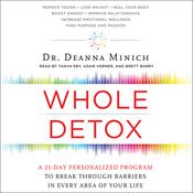 Whole Detox by  Dr. Deanna Minich audiobook