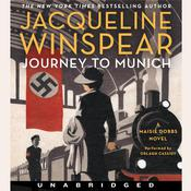 Journey to Munich by  Jacqueline Winspear audiobook