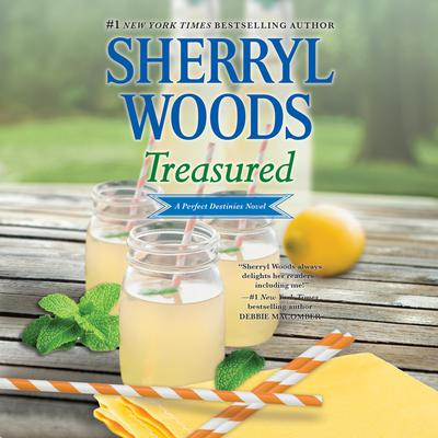 Treasured by Sherryl Woods audiobook