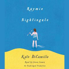 Raymie Nightingale by Kate DiCamillo audiobook