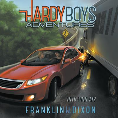 Into Thin Air by Franklin W. Dixon audiobook
