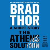 The Athens Solution by  Brad Thor audiobook