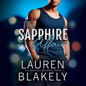 The Sapphire Affair by  Lauren Blakely audiobook