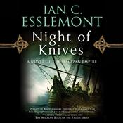 Night of Knives by  Ian C. Esslemont audiobook