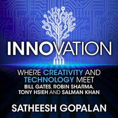 Innovation by Satheesh Gopalan audiobook