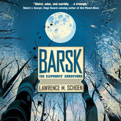 Barsk: The Elephants' Graveyard by Lawrence M. Schoen audiobook