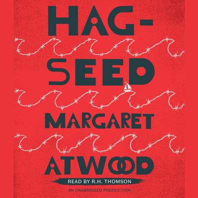 Hag-Seed by Margaret Atwood audiobook