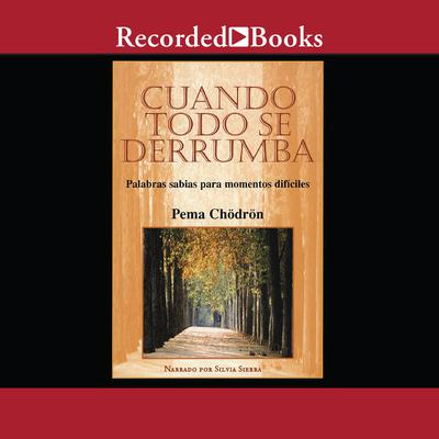 Cuando todo se derrumba (When Everything Collapses) by Pema Chödrön audiobook