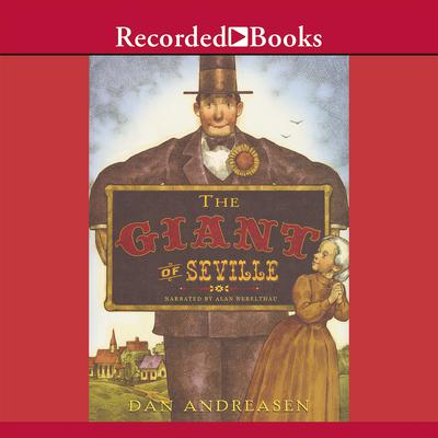 The Giant of Seville by Dan Andreasen audiobook
