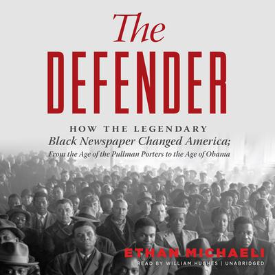 The Defender by Ethan  Michaeli audiobook