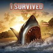 I Survived the Shark Attacks of 1916 by  Lauren Tarshis audiobook