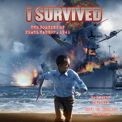 I Survived the Bombing of Pearl Harbor, 1941 by Lauren Tarshis audiobook