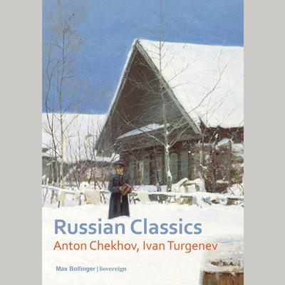 Russian Classics: The Helpmate and Other Stories by Anton Chekhov audiobook