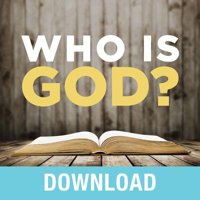 Who Is God? by Joyce Meyer audiobook