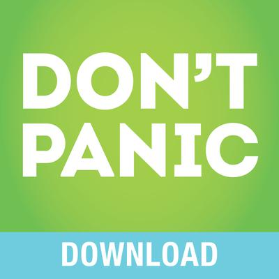 Don't Panic! by Joyce Meyer audiobook