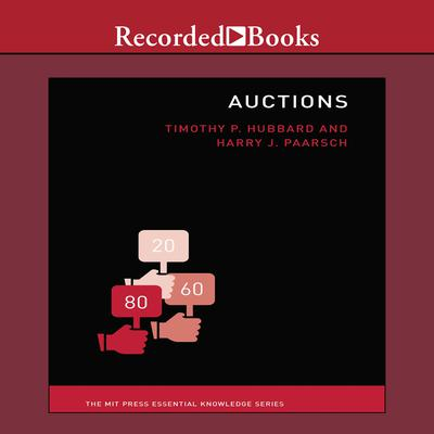 Auctions by Timothy P. Hubbard audiobook