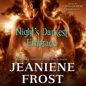 Night's Darkest Embrace by  Jeaniene Frost audiobook