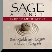 Sage Stance Guided Meditation by  Beth Goldstein LCSW audiobook