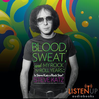 Blood, Sweat and My Rock 'n' Roll Years by Steve Katz audiobook